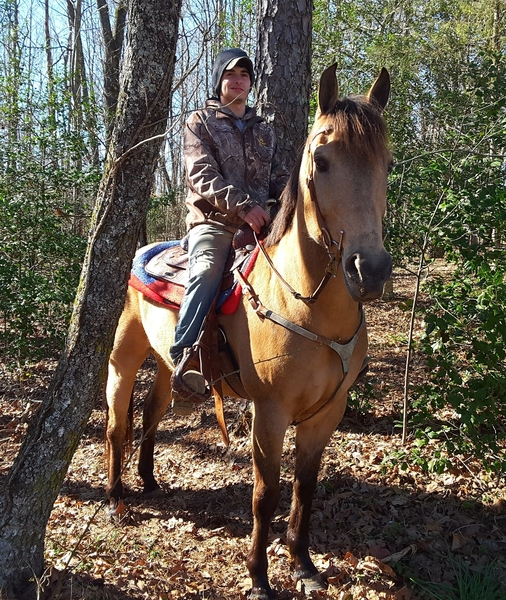 POSTER CHILD FOR GREAT LOOKING BUCKSKINS!!!