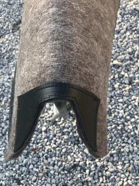 100% Wool Custom Made Saddle Pads